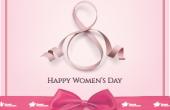 Любі жінки! Вітаємо зі святом 8 березня!