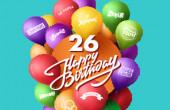 З Днем народження, дорогі колеги!